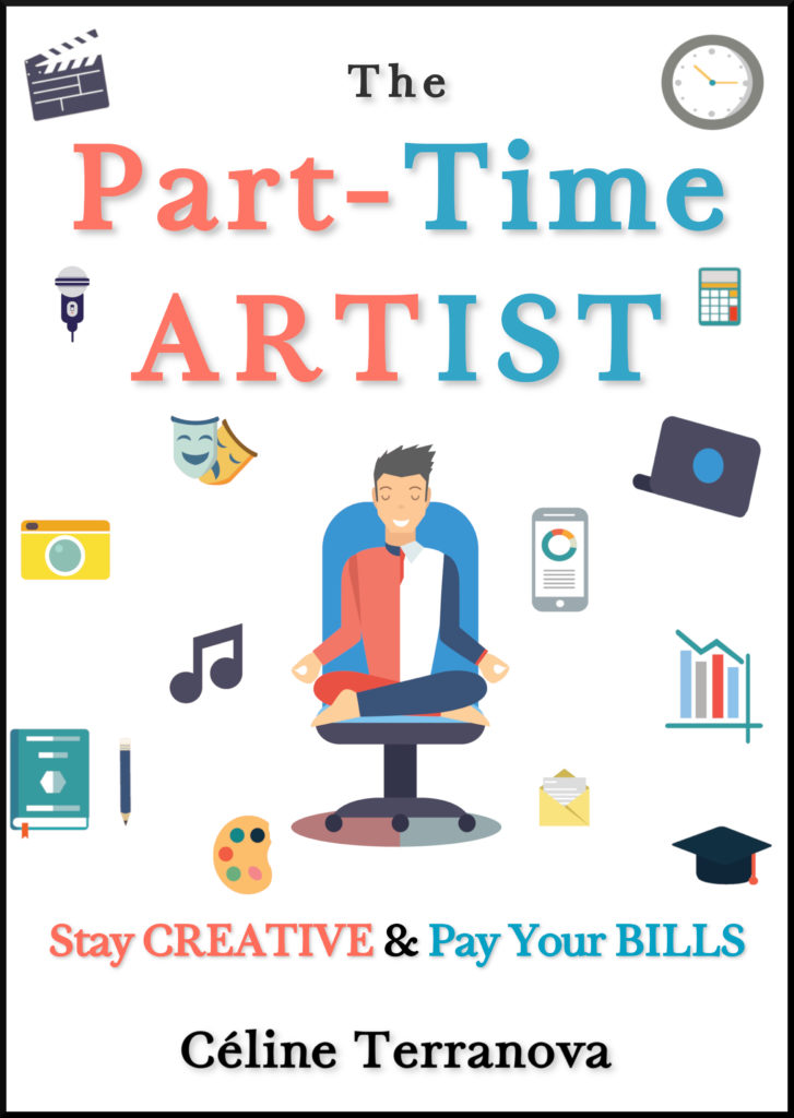 Cover of The Part-Time Artist