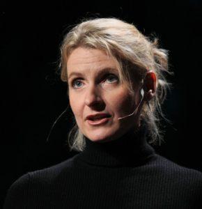 Inspiring women: Elizabeth Gilbert