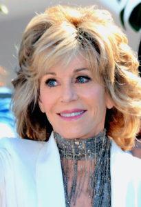Inspiring women: Jane Fonda